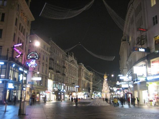 The First Day in Austria, Vienna 103