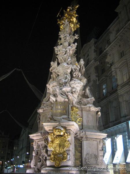 The First Day in Austria, Vienna 105