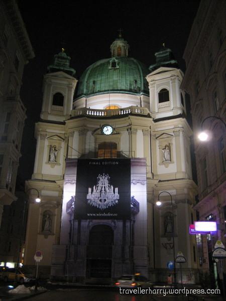 The First Day in Austria, Vienna 110