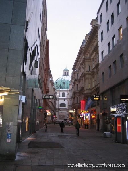 The First Day in Austria, Vienna 29