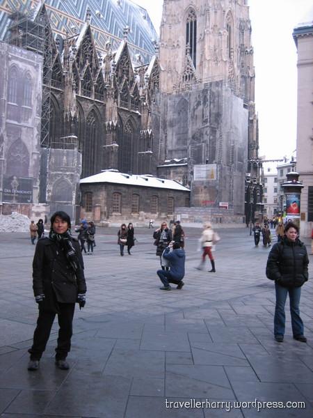 The First Day in Austria, Vienna 30