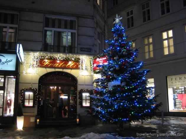The First Day in Austria, Vienna 44