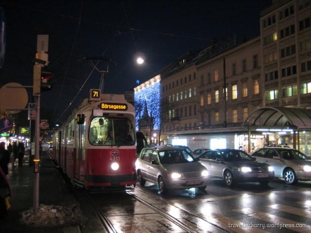 The First Day in Austria, Vienna 61