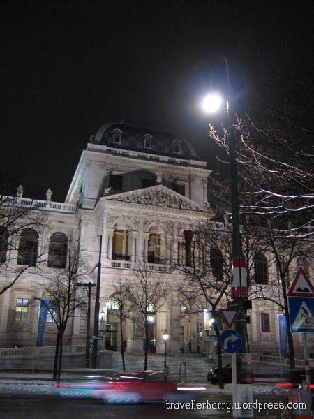 The First Day in Austria, Vienna 91