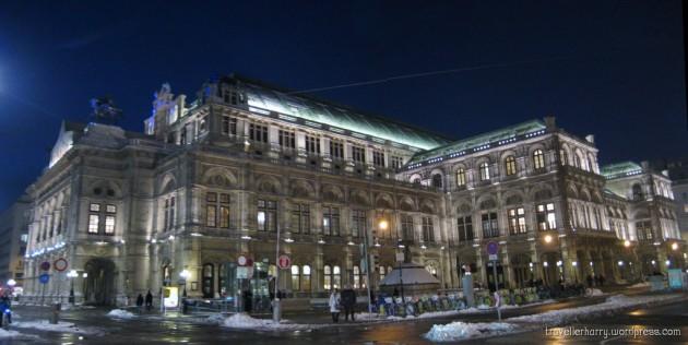 The First Day in Austria, Vienna P 11