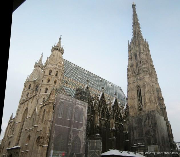 The First Day in Austria, Vienna P 2