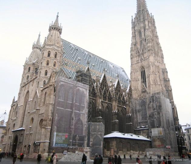 The First Day in Austria, Vienna P 3