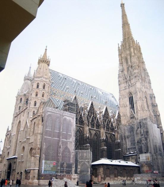 The First Day in Austria, Vienna P 4