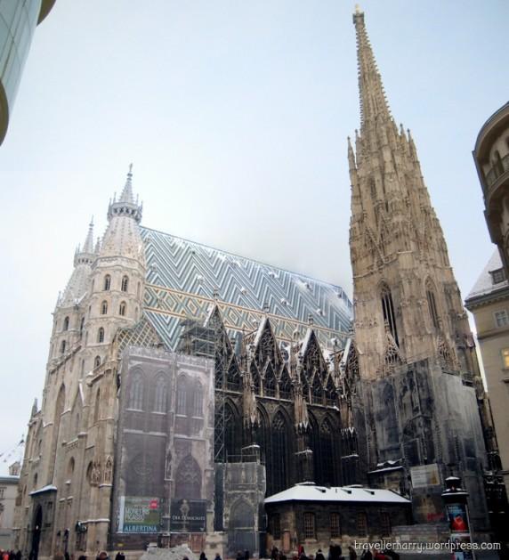 The First Day in Austria, Vienna P 5
