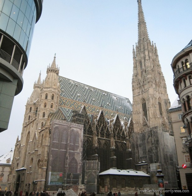 The First Day in Austria, Vienna P 6